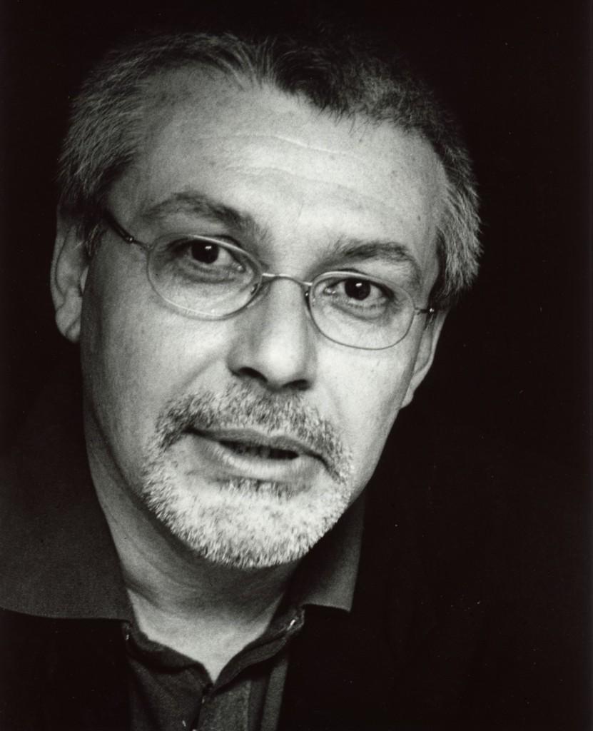 Flaminio Gualdoni (Cuggiono, Milano, 1954). Photo André Villers.