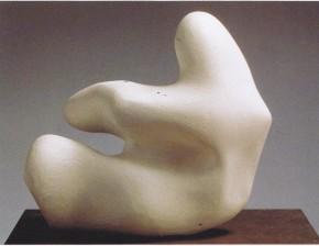 Arp, Ombra cinese, 1938