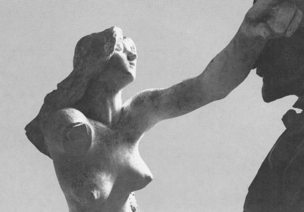 Butti, La Gloria, 1925, particolare