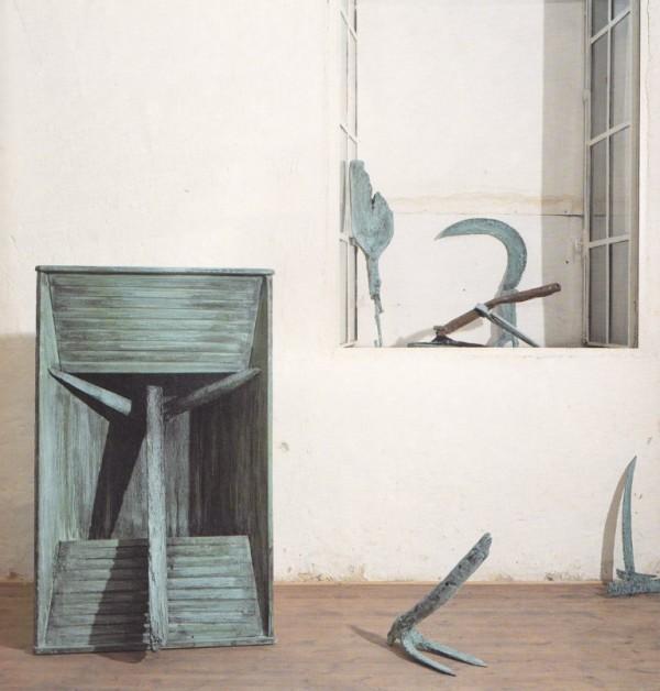 Costa, Gli ultimi lavori conosciuti, 1987