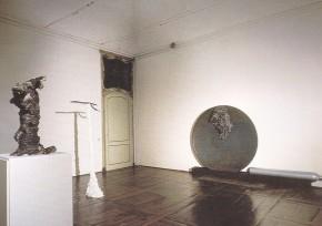 Entre centre et absence, Torino 1987. Spagnulo, Icaro, Mattiacci