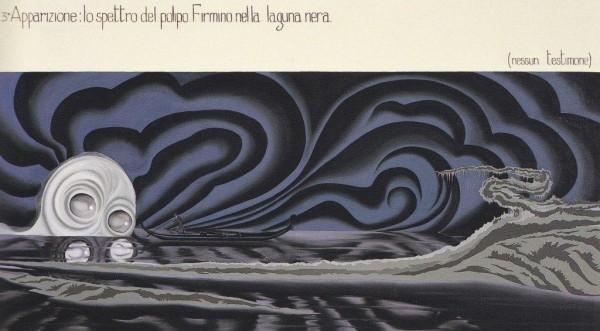 Igort, Io la laguna e te, 1992