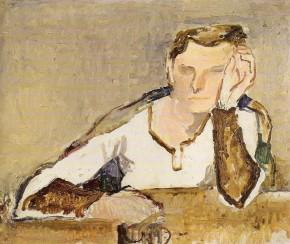 Licini, Ritratto di Nanny, 1926