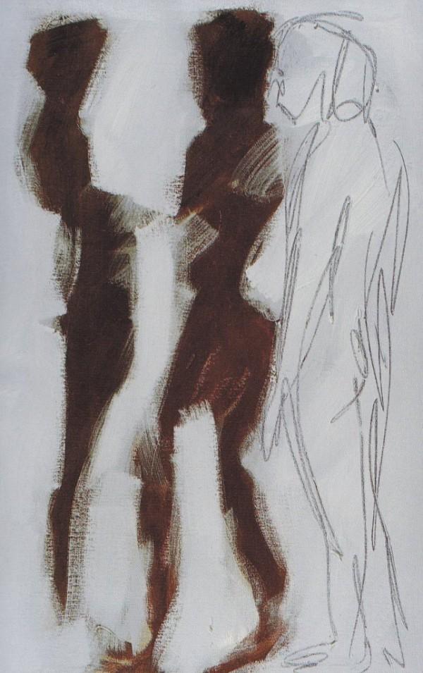 Longobardi, Senza titolo, 1991