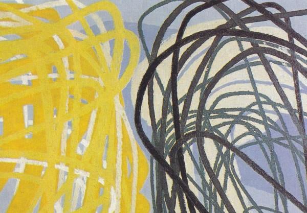 Prampolini, Fissioni d'immagini, 1951, particolare