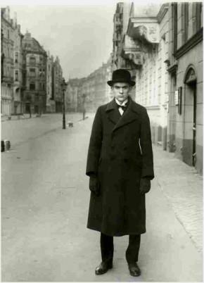 Sander, Anton Raederscheidt, 1927