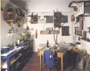 Spoerri, Atelier