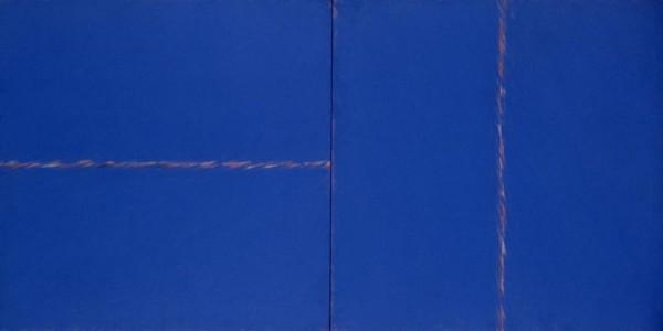 Verna, Doppio azzurro, 1974