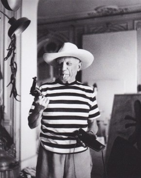 Villers, Picasso, 1959