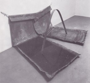 Zorio, Piombi, 1968