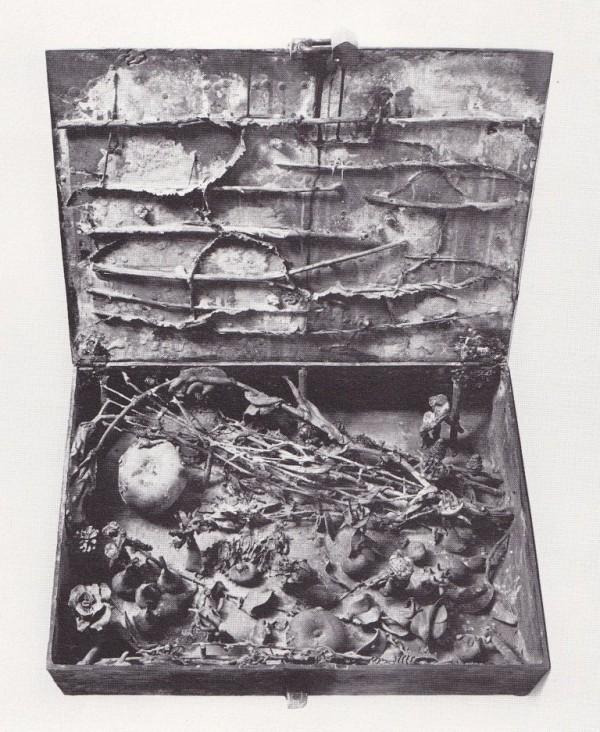 Cavaliere, La scatola di Pandora, 1964