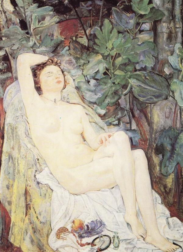 Ferrazzi, Adolescente, 1922