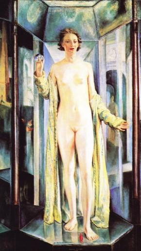 Ferrazzi, Idolo del prisma, 1925