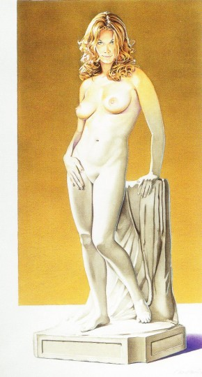 Ramos, The Transfiguration of Galatea n. 4, 2001