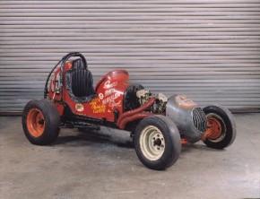 Scarpitta, Sal's Red Hauler Special, 1966-1967