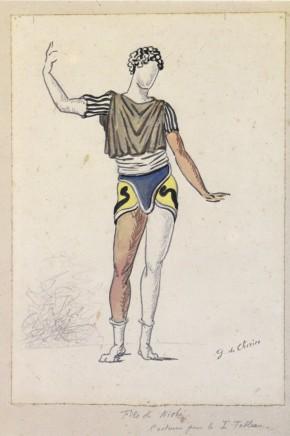 De Chirico, Fils de Niobé