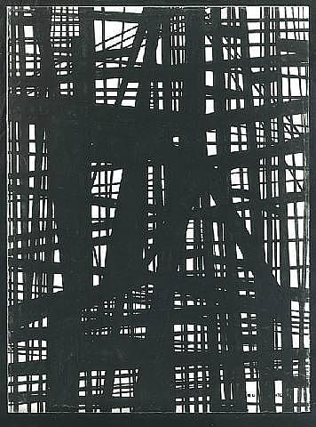 Nigro, Senza titolo, 1954