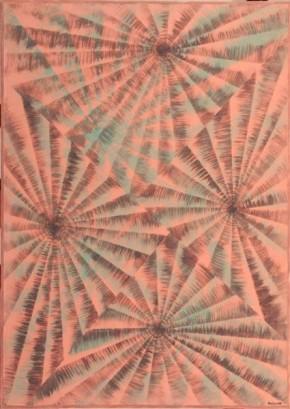 Nigro, Vibrazioni simultanee, 1961