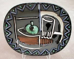 Picasso, Natura morta,1953