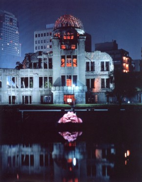 Wodiczko, The Hiroshima Projection, 1999