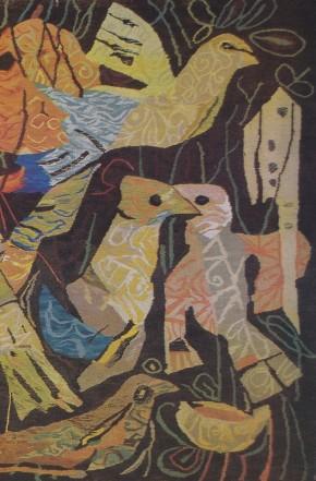 Luzzati, La gazza ladra, 1966 particolare