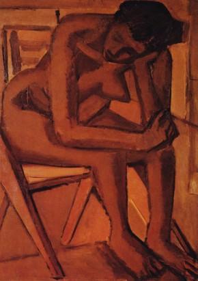 Sambonet, Nudo, 1951