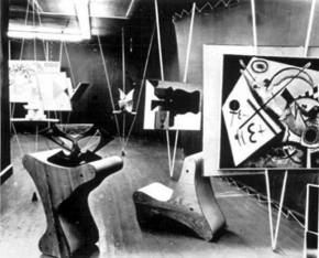 Art of This Century, New York, 1942