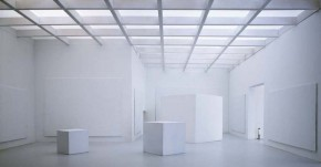 David DiMichele, Inside The White Cube, 2006