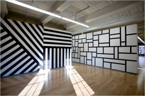 LeWitt, Wall Drawing, MASS MoCA, North Adams, Ma.