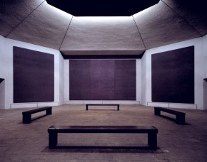 The Rothko Chapel, Houston, Tx.