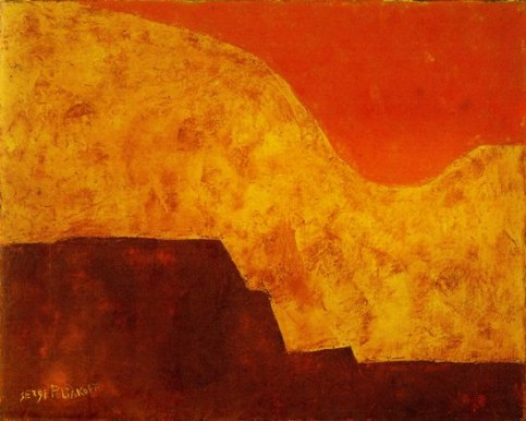 Poliakoff, Composition, 1960