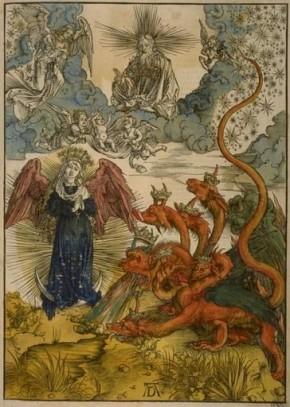 Dürer, Apocalisse, 1498
