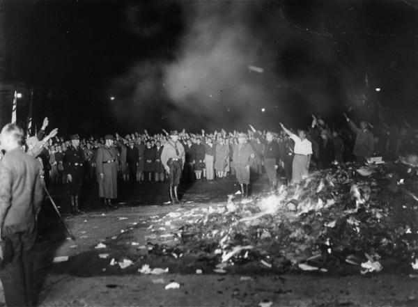 Berlino, 10 maggio 1933