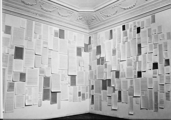 Dadamaino, I fatti della vita, Studio Grossetti, Milano 1979
