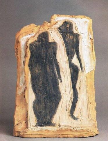 Fontana, Figure nere, 1931