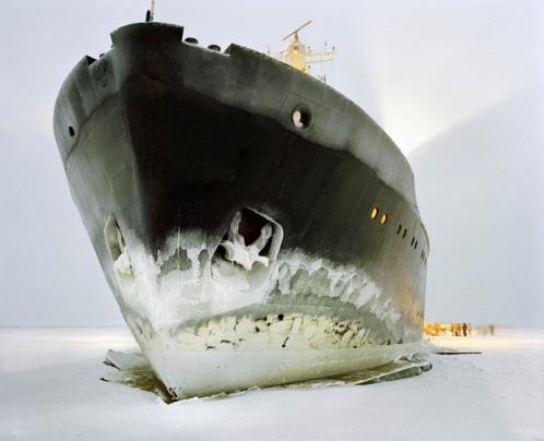 Golfo di Botnia, Lapponia 2003