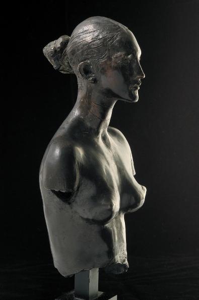 Messina, Torso femminile, 1990 c.