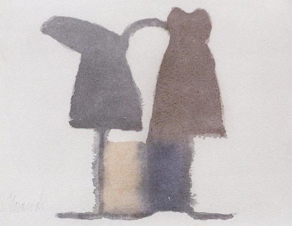 Morandi, Natura morta, 1962
