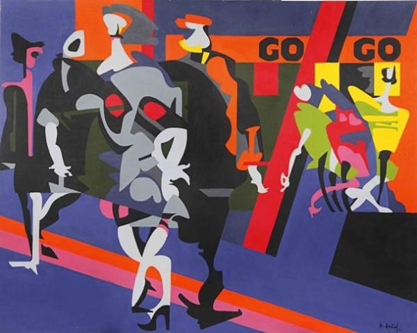 Artias, New York Go Go, 1984