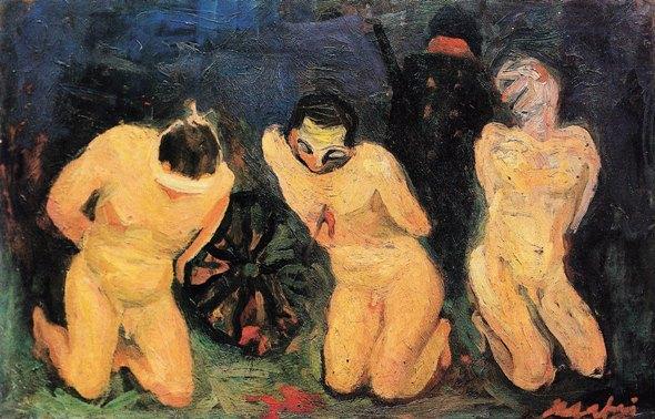 Mafai, Fantasia n. 1, 1940-1941