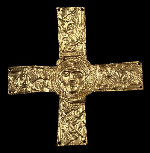 Croce, VII secolo, Cividale del Friuli, Museo