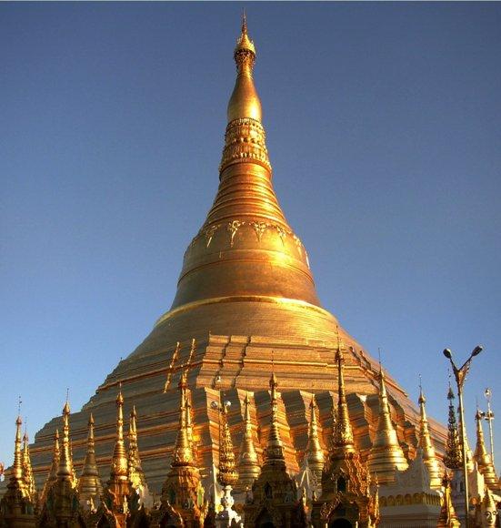 Pagoda Shwedagon, Yangon