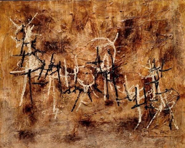 Perilli, Le rocce dell'antica saggezza, 1957