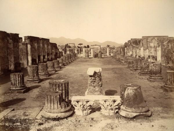 Sommer, Pompei, c. 1880
