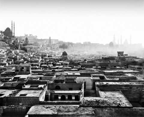 Campigotto, Le pietre del Cairo