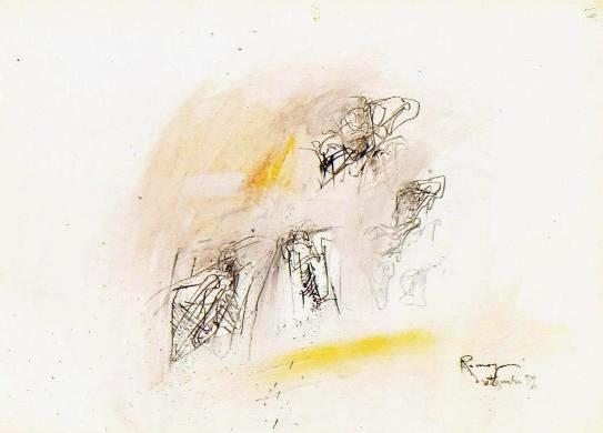 Romagnoni, Senza titolo, settembre 1959