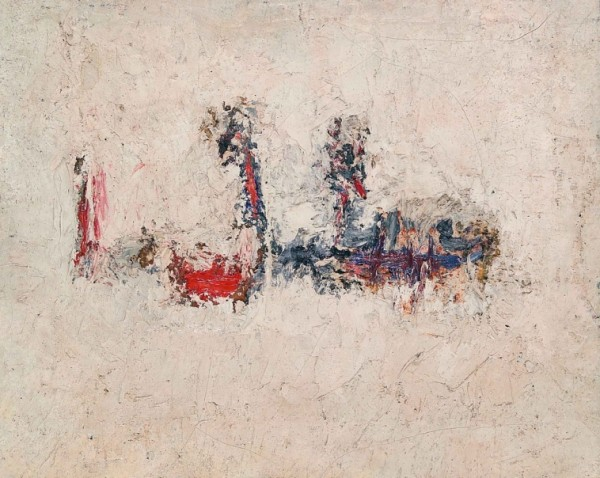 Boille, Mémoire paysage, 1954