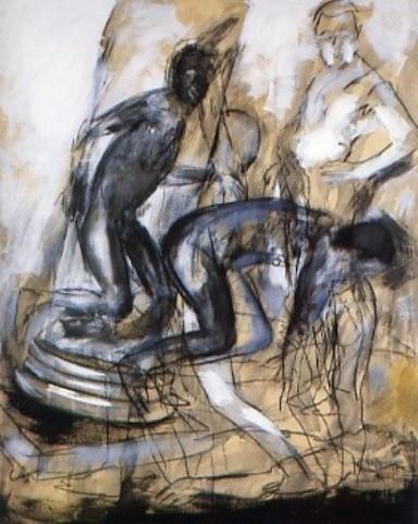 Longobardi, Senza titolo, 1983