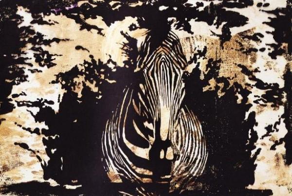 Pascali, Africa, 1965