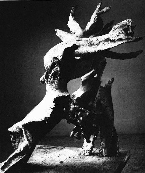 Somaini, Figura di fuoco, 1963